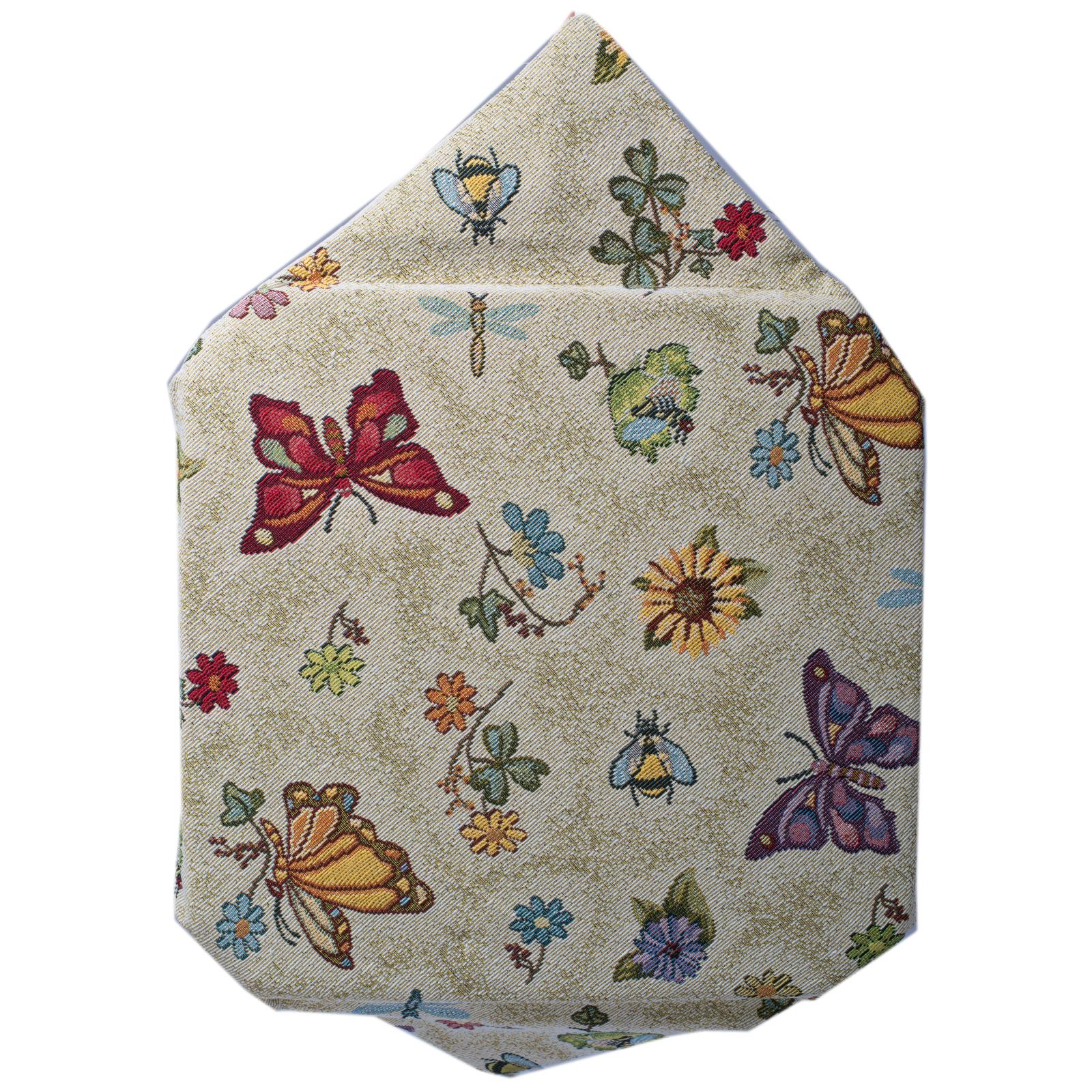 Cuscino sedia alette gobelin farfalle cose di casa un mondo di accessori per la casa - Cuscini per cucina ...