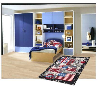 tappeto antiscivolo city londra new york