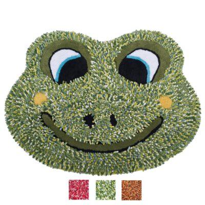tappeto rana verde antiscivolo