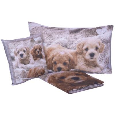 copripiumino-stampa-digitale-cani-cuccioli-con-cuscino-arredo