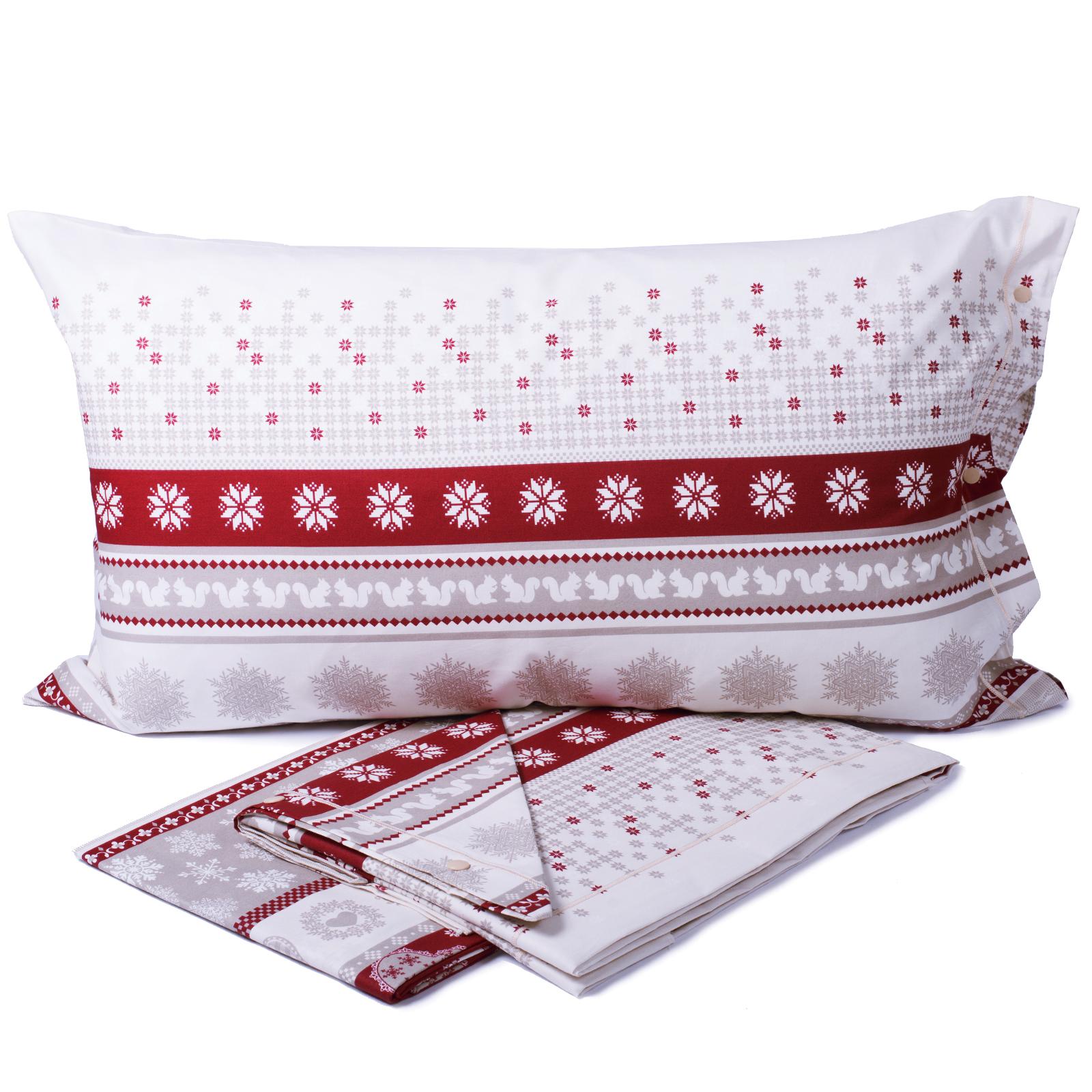 Completo lenzuola in puro cotone brunico cose di casa for Sognare asciugamani