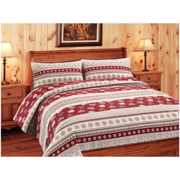 Copripiumino in puro cotone brunico cose di casa un for Sognare asciugamani