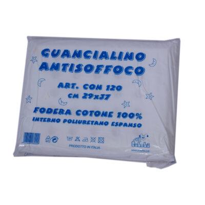 cuscino antisoffoco cotone