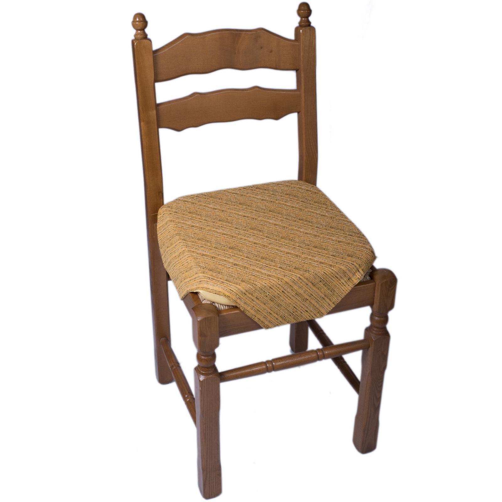 Cuscino sedia alette melange cose di casa un mondo di - Cuscino per sedia viola ...