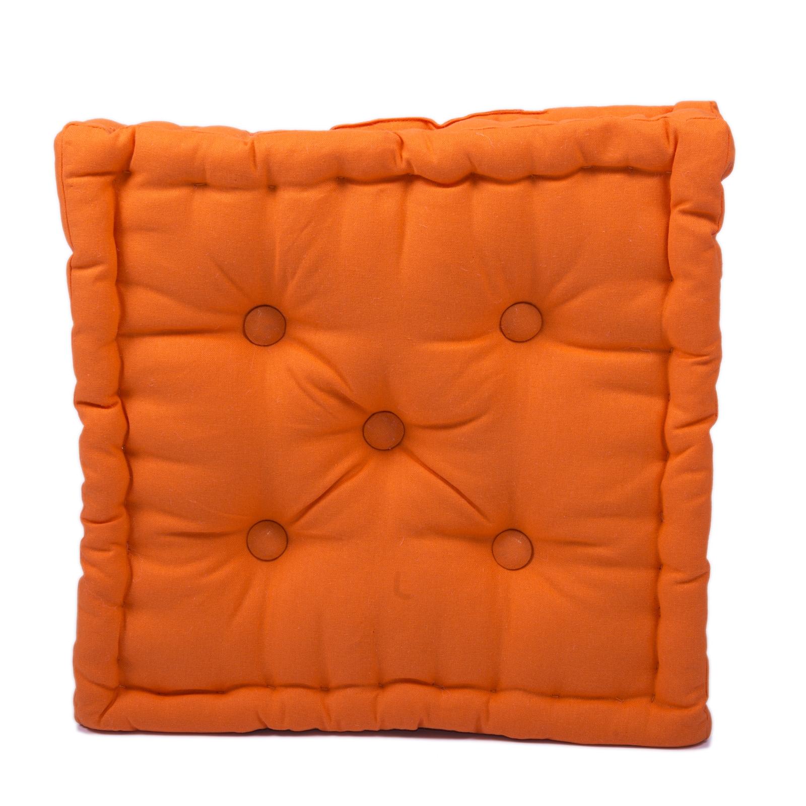 Cuscino materasso garden arancio cose di casa un mondo - Cose di casa mondovi ...