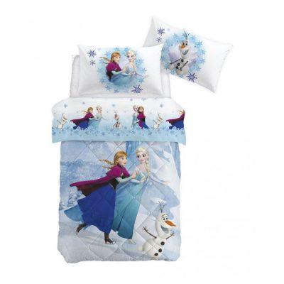 Piumone Principesse Disney Caleffi.Trapunta Frozen Elegance Caleffi Disney Cose Di Casa Un Mondo Di